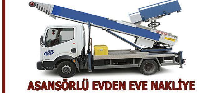 Kayseri Asansörlü Nakliyat